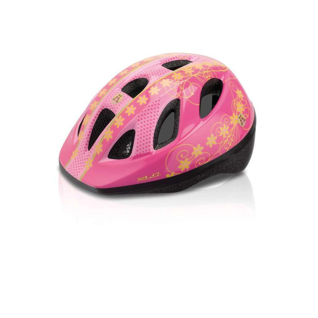 Шлем детский XLC BH-C16, розовый, XS/S (49-54)
