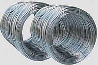 Чернигов оцинкованная проволока мягкая и твердая, диаметром от 0,3 до 8 мм на складе оптом и в розницу