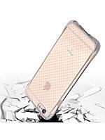 Чехол силиконовый с точками для Apple iPhone 4/4S, фото 1