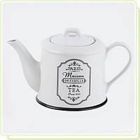 """Чайник-заварник 0,8л """"Paris Maison"""" керамика"""