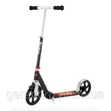 Самокат Razor Scooter A5 Lux Black, фото 2