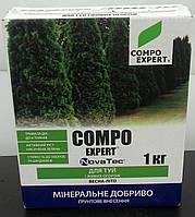Добриво Compo Expert 1 кг (Для туй), фото 1