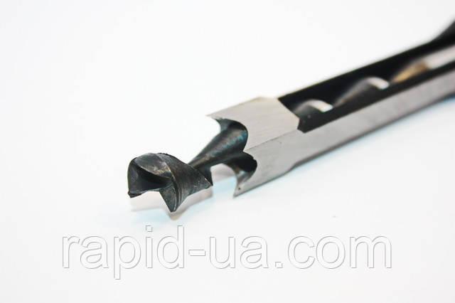 Сверло для квадратных отверстий 8х19х140 Rapid Germany HSS