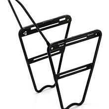 """Багажник для велосипеда XLC LR-F01, 26-29"""" Lowrider, черный"""