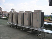 Ремонт и сервисное обслуживание систем промышленного кондиционирования