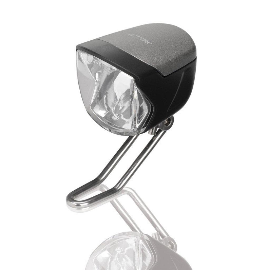 Фара передняя XLC LED 70Lux E-Bike 6-48V, черный