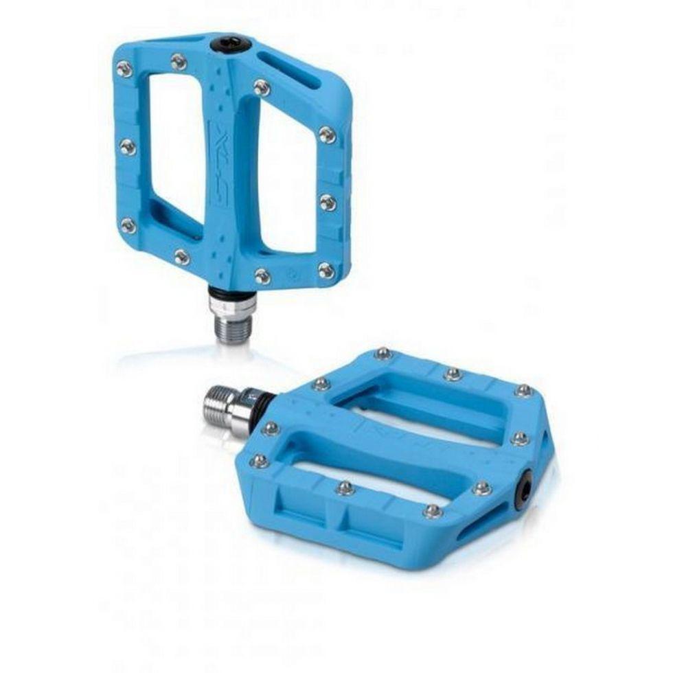Педали PD-M19, XLC, голубые