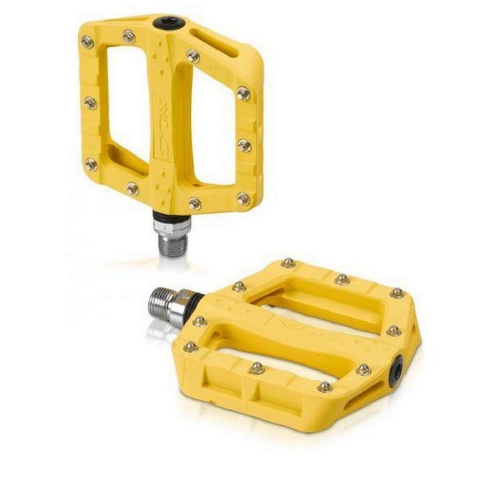 Педали PD-M19, XLC, желтый