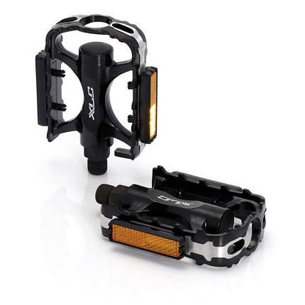 Педали XLC PD-M02, черные, фото 2