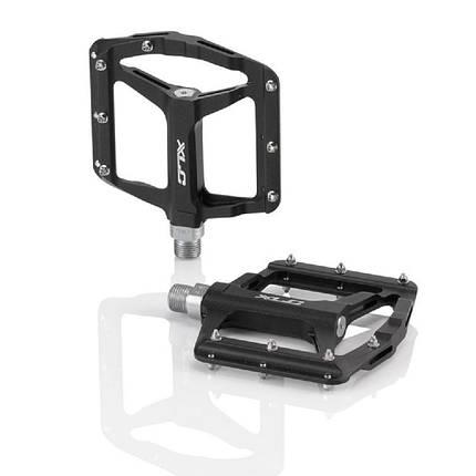 Педали XLC PD-M20, 306 гр, черные, фото 2