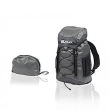 Велосипдный рюкзак XLC BA-W23, черно-серый, 22л,  80x40x30