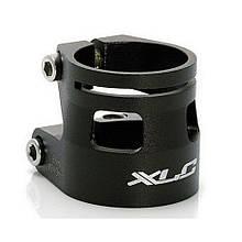 Подседельный зажим PC-B04 D31.6\27.2 мм черный