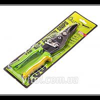 Ножницы по металлу для автосервиса Alloid (НМ-113250Р), прямые, длина 250 мм, ножницы для резки металла, ножницы для металла