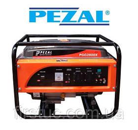 Бензиновый генератор PEZAL PGG 2800X