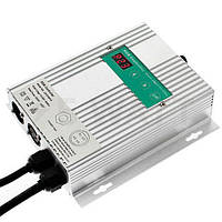 Touch DMX. RGB контроллер для ленты 220В c DMX интерфейсом.