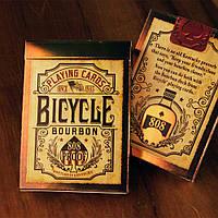 Карты игральные Bicycle Bourbon (Бурбон), фото 1