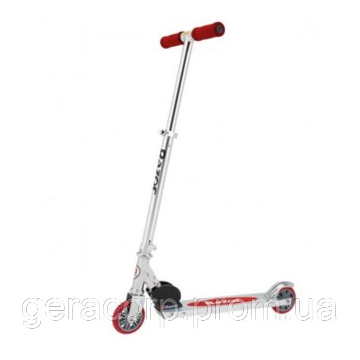 Самокат Razor Scooter A125 Al GS red
