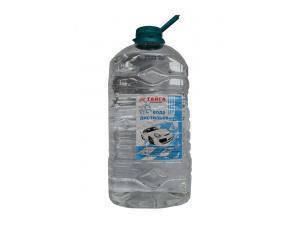 Вода дистиллированная ТАЙГА 4,5л