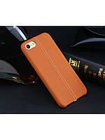 Чехол Usams Joe для iPhone 7 Plus \ Brown, фото 1