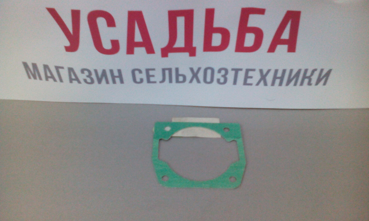 Прокладка цилиндра на бензопилы Vitals,Sadko, Foresta, Днипро, Кентавр, Forte, Бригадир