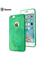 Чехол Baseus Jade Case для iPhone 6/6S\ Green, фото 1