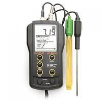 PH-метр портативний (pH/mV/T) HI 83141 (з електродом HI 1230B)