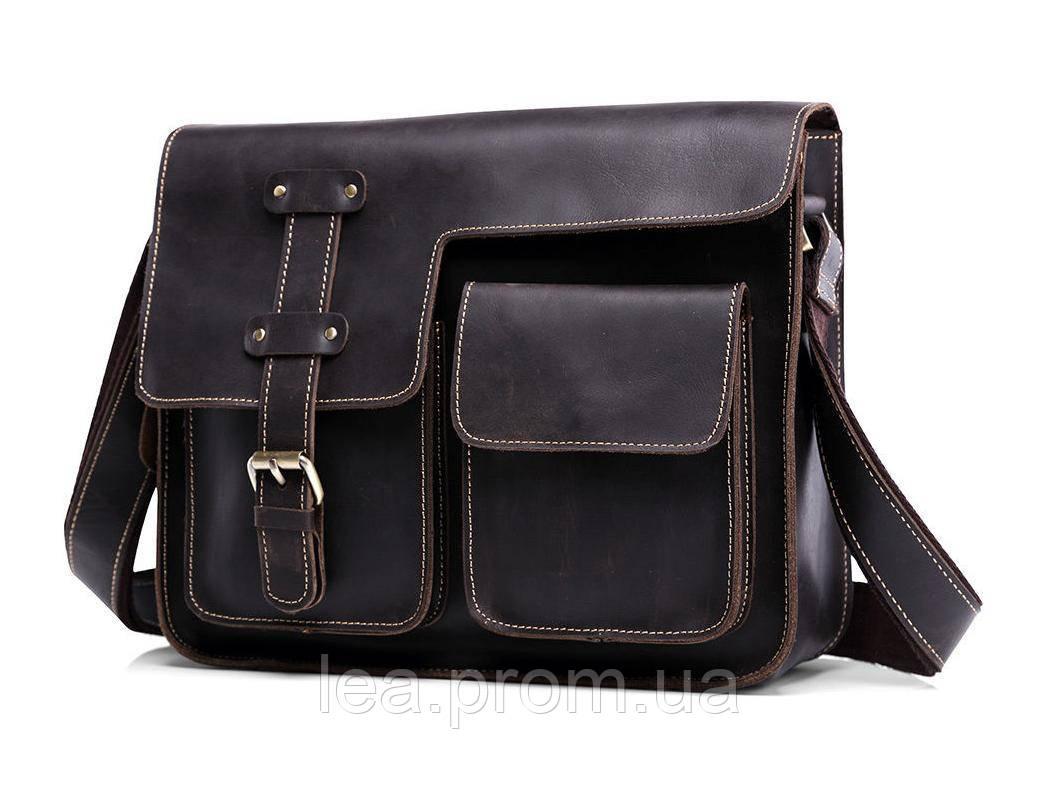 fa5fbb7ee467 BX1050 Мужская сумка через плечо натуральная кожа, цена 2 340 грн., купить  в Киеве — Prom.ua (ID#690923999)