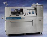 Пилотный гомогенизатор высокого давления (микрофлюидайзер) M-700 - электрогидравлическая система.
