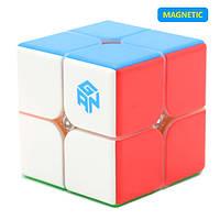 Кубик Рубика 2х2 GAN 249 V2 Magnetic, фото 1