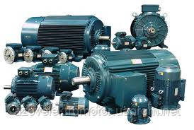 Ремонт односкоростных, многоскоростных асинхронных электродвигателей с короткозамкнутым и фазным  ротором