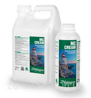 Стимулятор роста Maxicrop Cream (Максикроп Крем) 1 л. Valagro