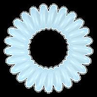 Набор резинок для волос invisbobble светло голубой ( резинка браслет )