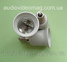Переходник для ламп с цоколем Е27 на Е14