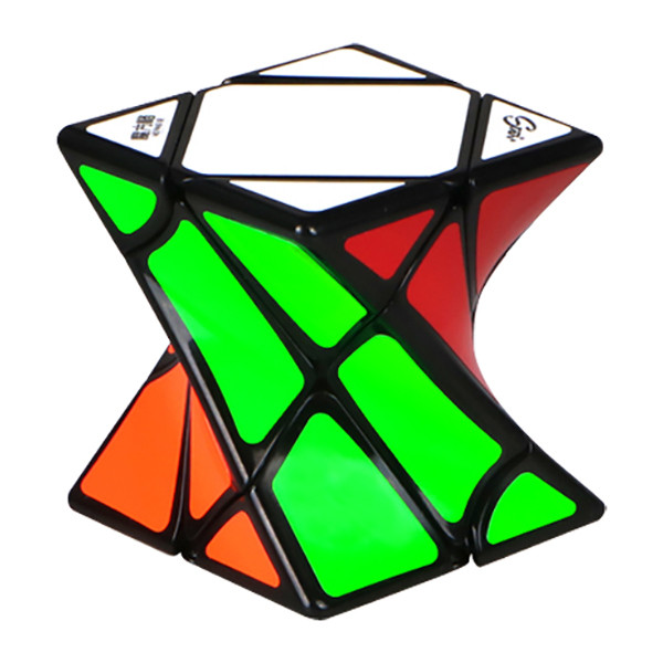 Скьюб QiYi Twisty Skewb (Чёрный)