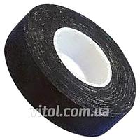 Изоляционная лента для кабеля STENSON MPH006443, ткань, длина 7 м, черная, изолента, липкая лента, изоляционный материал, электроизоляционная лента