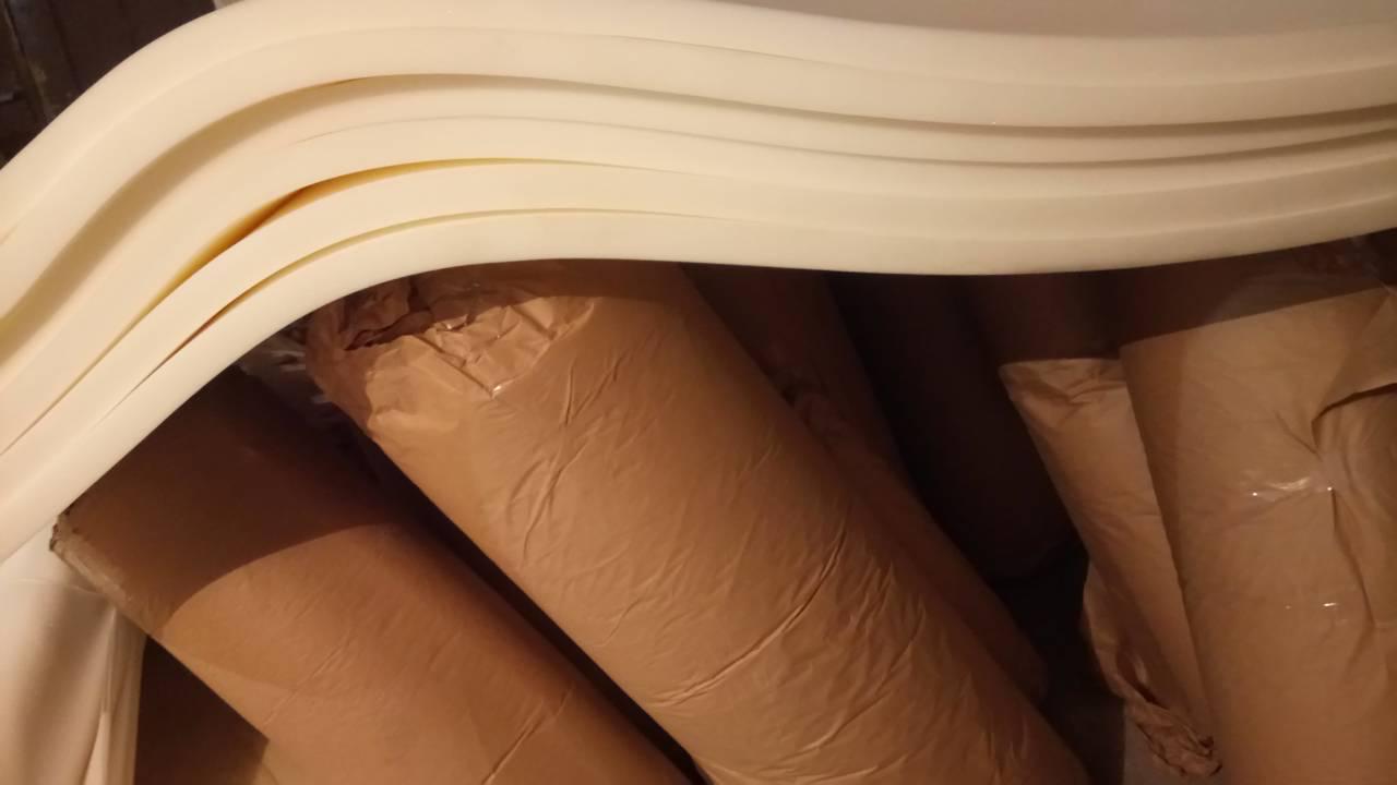 Пенополиуретан  марки 2240   1,2м*2м, 30мм (рулон 8 листов)