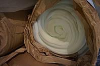 Поролон листовой  2240    1,2м * 2м,  80мм -  (рулон 3 листа)