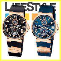 Наручные часы Ulysse Nardin Marine 2 цвета! Топ Цена!, фото 1