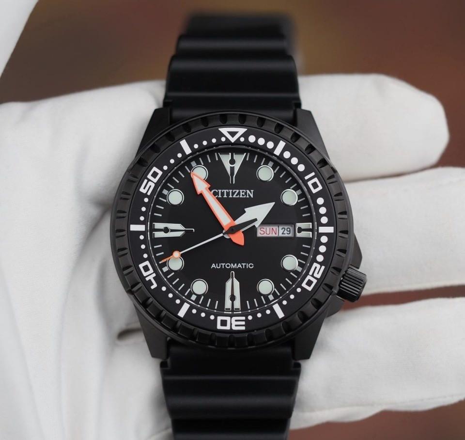 Часы Citizen NH8385-11E Automatic 8200