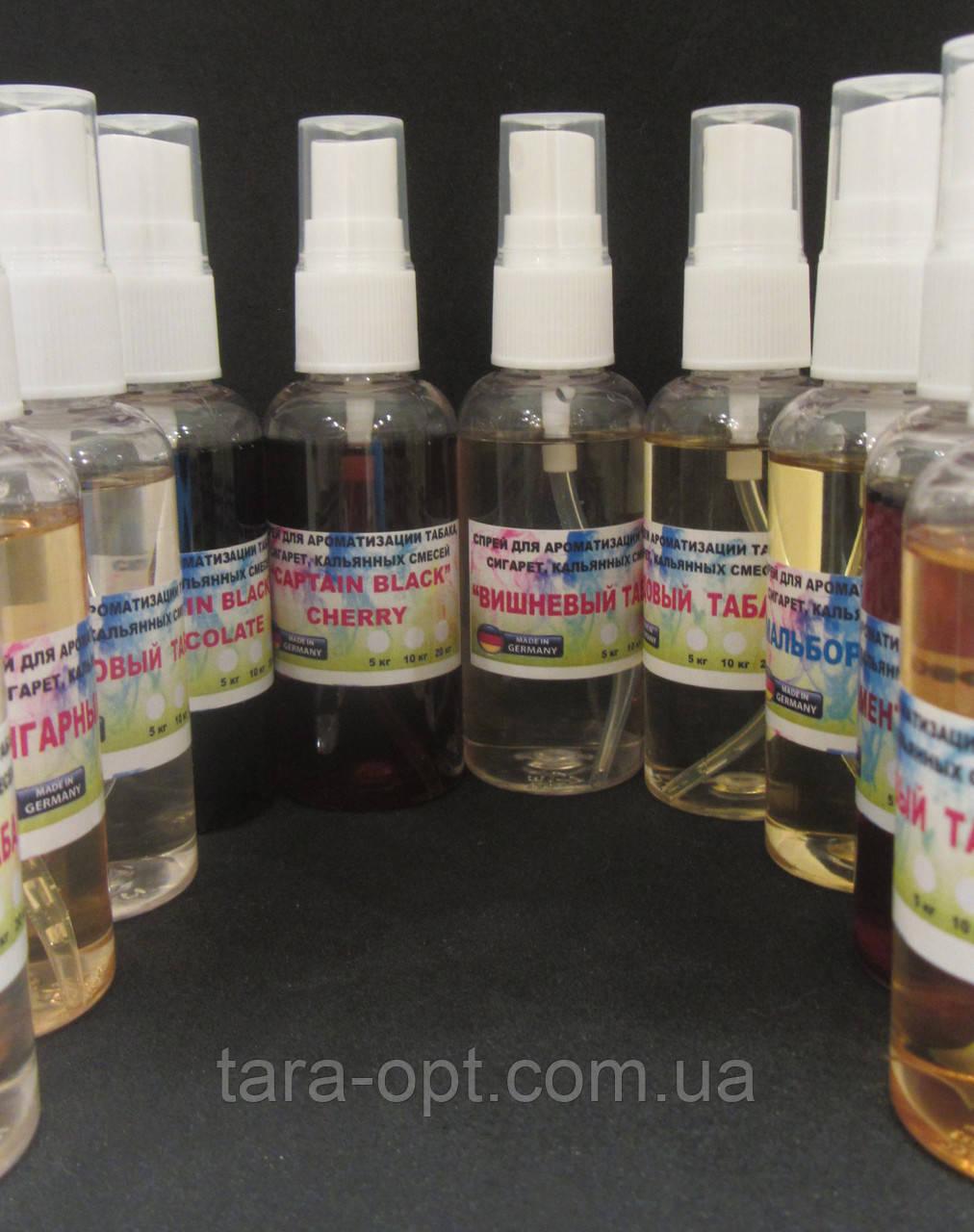 Ароматизатор табачный спрей, ароматизатор кальянный