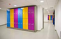 Шкаф для одежды от Приезводителя, Металлический Шкафы на заказ для Школы или других завидений