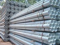 Трубы оцинкованные стальные (водогазопроводные, ДУ, сварные) по ГОСТ, низкая цена, купить у Металлстрой ТД