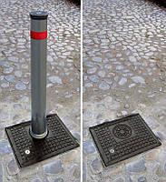 Автоматические Болларды / Дорожный блокиратор / Антипарковочный столб CORAL 1050, фото 2