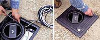 Автоматические Болларды / Дорожный блокиратор / Антипарковочный столб CORAL 1050, фото 3