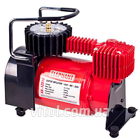 Компрессор для автомобиля ELEPHANT КА-12510 прикуриватель, автостоп, 150psi, 14A, 35л/мин, автомобильный компрессор, компрессор для машины