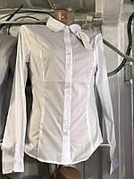 Женская блуза 42-48р с рукавом