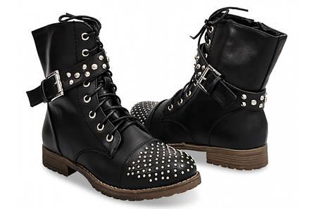 Женские ботинки JONIE Black