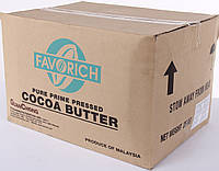Какао масло Favorich натуральное