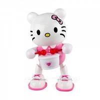 Танцующая игрушка Hello kitty  happy little drummer хелоу китти