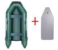Моторная лодка Шторм 330 с надувным дном Storm stm-330 ad